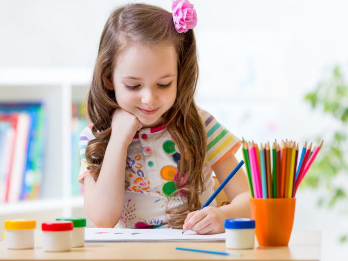 How Coloring Calms Children with Anxiety and Special Needs